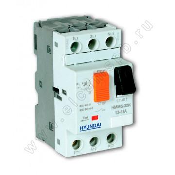 Автомат защиты двигателя MMS32K 06P3